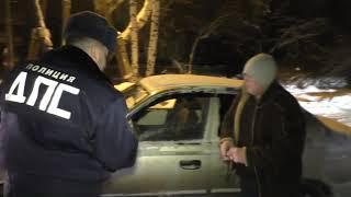 Пьяный на Хендэ Акцент потерялся во времени, ул  4 пятилетки  Место происшествия 28 03 2018