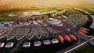 Megastructure Ferrari World of Abu Dhabi Documentary National Geographic.