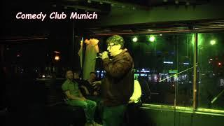 Comedy Club Munich - Robert Allen - 1. February 2018
