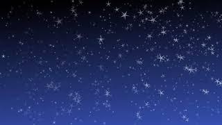 Футаж Звезды Звездное небо 4K Stars Motion Background Starry Sky 60 sec  #1
