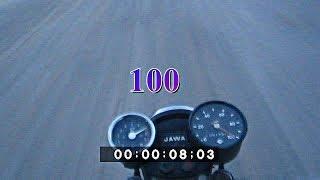 Ява 638/350 самый быстрый разгон