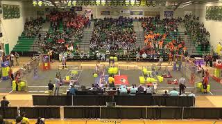 2018 Montgomery MAR FRC District Event - Qualification Match 63