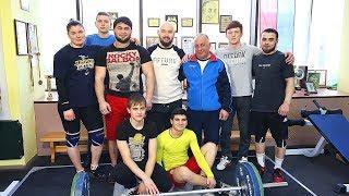 Крымский спорт/Тяжёлая атле́тика