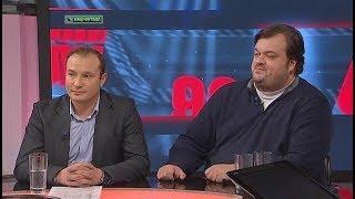 Генич и Уткин о Спартак 1- 3 Атлетик Бильбао / Спорт фм