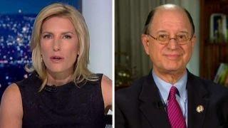 Ingraham challenges Rep. Brad Sherman on illegal immigration