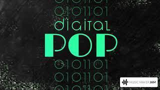 Digital Pop Song | Make by Music maker jam