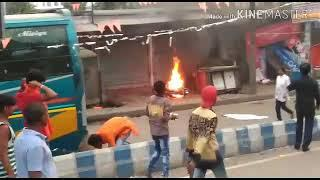 On Ram Navami incident incident in West bengal