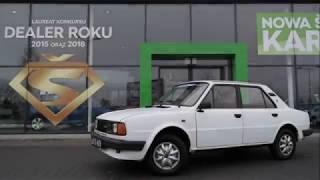 ŠKODA 120L - członek rodziny (remont silnika)