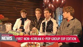 First Non-Korean K-pop Group EXP EDITION