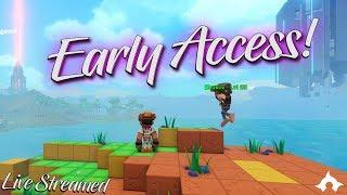 PixArk Early Access  Exploring and Learning   Titanshield Gaming