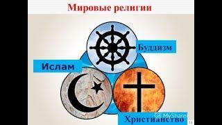 Мировые религии | Интересные факты