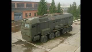 Советские автомонстры