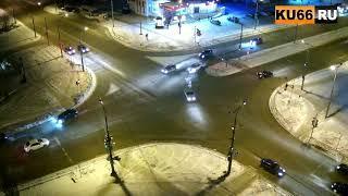 ДТП на Суворова-Октябрьская 02.02.2018