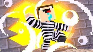 Преступник Взорвал Тюрьму Копа! Как Заключенному Нубу сделать Побег из за решетки Майнкрафт Мультик