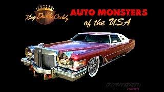 AUTO MONSTERS OF THE USA