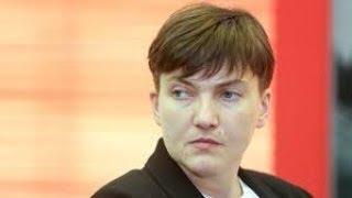 Савченко за решеткой увидела превосходство России над Украиной