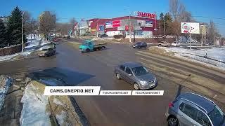 ДТП на Аношкина/Шевченка - 26.03.18