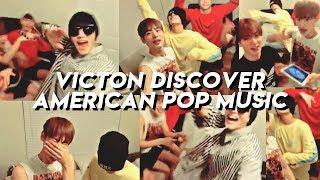 ♡ VICTON DISCOVER AMERICAN POP MUSIC ♡