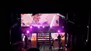 """Nyusha / Нюша - Обними меня (шоу """"Девять жизней"""" в Великом Новгороде, 07.02.18)"""