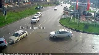 ДТП Станкостроительная/Захарова
