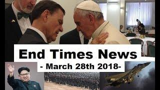 **END TIMES NEWS** - All The Signs Occuring Now / Israel / Syria / WW3 *Watch & Share*