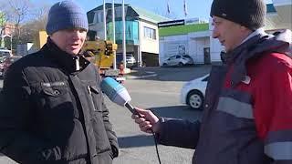 Столкновение двух автомобилей стало неизбежным в ДТП на Постышева