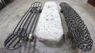 3 САМЫХ ТЯЖЕЛЫХ СКЕЙТБОРДА В МИРЕ!!! (THE 3 HEAVIEST SKATEBOARDS IN THE WORLD!)