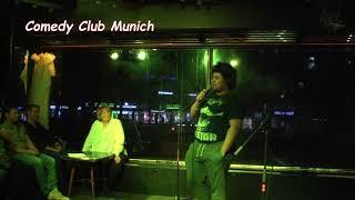 Comedy Club Munich - Garam Salami - 1. Februar 2018