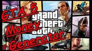 GTA V MONEY AND RP GENERATOR