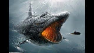 ОБОМЛЕВШИЕ подводники не сводили глаз с радара.Такого просто не может быть.НЛО.Подводные пришельцы