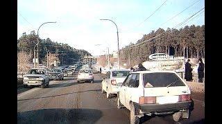 ДТП на Байновском мосту 06.02.2018