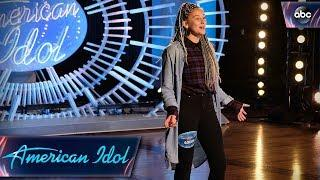"Brielle Rathbun Auditions for Idol With ""Gravity"" by Sara Bareilles - American Idol 2018 on ABC"
