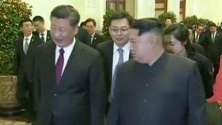 China confirms President Xi met with Kim Jong Un