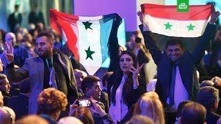 Сирия сегодня 07.02.2018 Итоги конгресса сирийского нацдиалога Политика 2018 новости рф