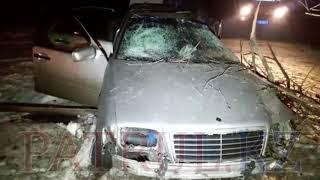В Алматы в страшном ДТП погибла пассажирка авто