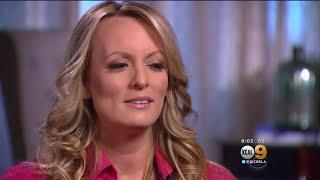 Stormy Daniels Tells Her Side About Alleged Trump Affair