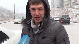 Массовое ДТП произошло в районе Луговой