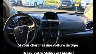Offre de Opel Mokka 1.6 CDTI 136ch Cosmo ecoFLEX Start&Stop 4x2 de 2016 en vente à Lescure d'Albige