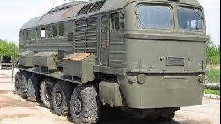 Советские автомонстры / USSR monster trucks
