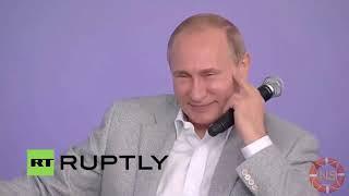 Камеди клаб отдыхает, приколы Путина 2018