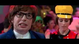 Супер комедия  Остин Пауэрс Человек загадка международного масштаба (1997) США)