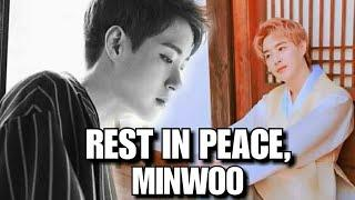 Another K-Pop Idol Passed Away, Rest in Peace, Minwoo
