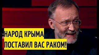 Михеев единственный, кому НЕЛЬЗЯ возразить! Всё чётко, ясно и с юмором! Михеев ВРЕЗАЛ гостям из США