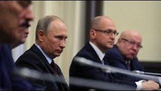 ПРОНЬКО и ДЕЛЯГИН! Пирамида Путинской власти: кто на самом деле управляет Россией?