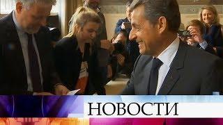 Николя Саркози подозревают в получении взяток и незаконном финансировании его предвыборной кампании.