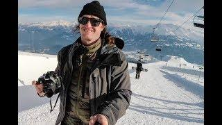 How to photograph Halfpipe Snowboarding (Learning By Doing EP 65)