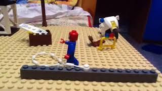 Смешной LEGO мультфильм. ЛЕГО юмор 1 сезон 5 серия ( юбилейная)