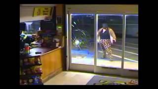 Смешное ограбление магазина