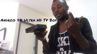Android 4K Ultra HD TV Box