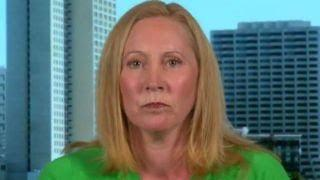 Teacher put on leave for asking abortion protests speaks out